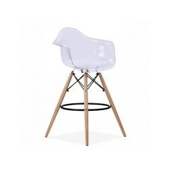 The tower bar chair wood Eames new
