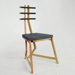 "Chair ""Trapezium"""