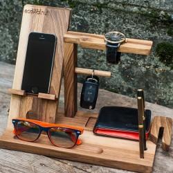 Men's organizer wood