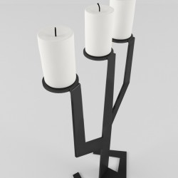 Candle holder (the CACTUS collection)