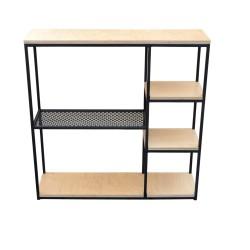 Console Wood Grid-3