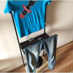 BEDSIDE CLOTHES HANGER