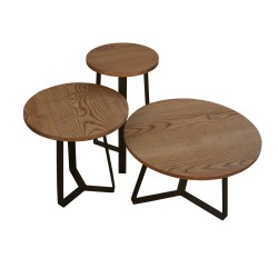 Set of coffee tables Torino