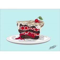 The Cake / The Cake