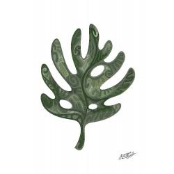 Leaves / Пальмовые листья