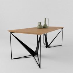 Dining table Origami