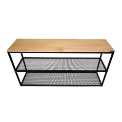 Console Wood Grid 2