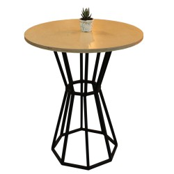 Dining table round D60