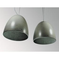 CONCRETE LAMP LUSSAT (GRAY)