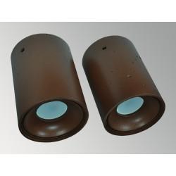 """Накладной светильник """"СПОТ СН001"""" (коричневый)"""
