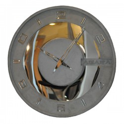 "Бетонные часы ""LORI mirror"""