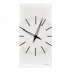 """Бетонные часы """"ZEGO white"""""""
