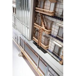 Модульная стенка Mueble Manhattan