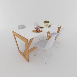 Обеденный стол F1 01