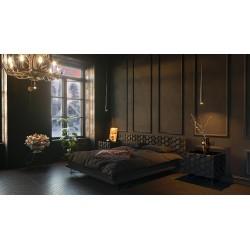 Кровать HEXAGON 01
