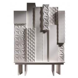 Stylish dresser Rascacielos