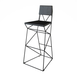 Bar stool SUPPORTSTOOL
