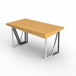 Дизайнерский рабочий стол ANGLE OAK