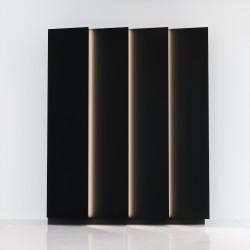 Шкаф NS2 02 (без подсветки со стеклом)