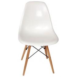 Eames chair (wooden legs)
