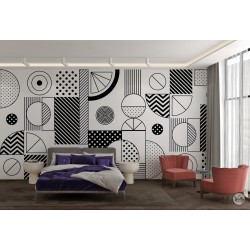 Декоративные обои Creative Geometry