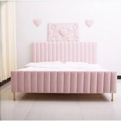 Кровать двуспальная (мягкая)