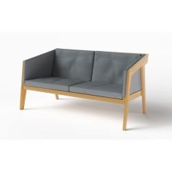 Диван деревянный Air 2 Sofa (Natural)