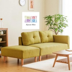 Лаунж диван з пуфом Eshome01