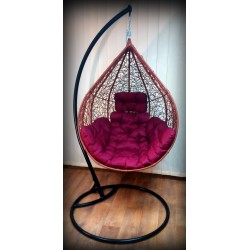 Hanging chair cocoon Nest. More colors