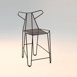 Полу-барный стул FOX 550мм