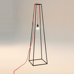 "Floor Lamp ""Obelisk"""