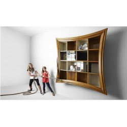 Bookshelf Barcelona