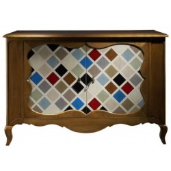 Stylish dresser Fortuny