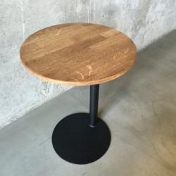 Кофейный стол круглый